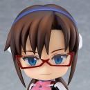Rebuild of Evangelion - Nendoroid Mari Makinami Illustrious: Plugsuit Ver.