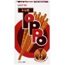 Toppo Chocolate - 1 box