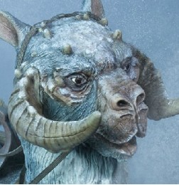 Creatures of Star Wars - Tauntaun 1/6