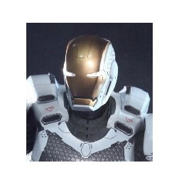 Iron Man 3 - Movie Masterpiece Mark 39 Starboost