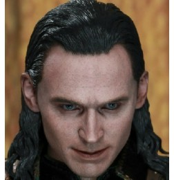 Thor 2 The Dark World - Movie Masterpiece 1/6 Loki