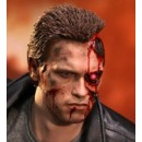 The Terminator - Movie Masterpiece 1/6 T-800 (Battle Damaged ver.)