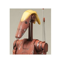 Militaries of Star Wars - Geonosis Battle Droid Commander 1/6