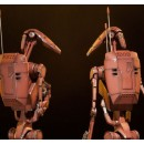 Militaries of Star Wars - Geonosis Infantry Battle Droid (set de 2)