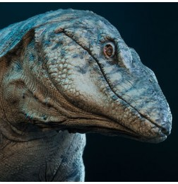 Dinosauria - Mosasaur Statue