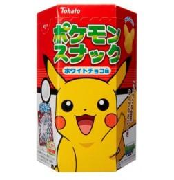 Pokemon Snack White Chocolate