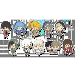 Mekakucity Actors Rubber Strap Collection (box of 10)