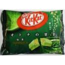 Nestle KitKat Green Tea - 12 boites