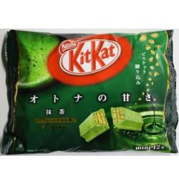 Nestle KitKat Green Tea - 12 boxes