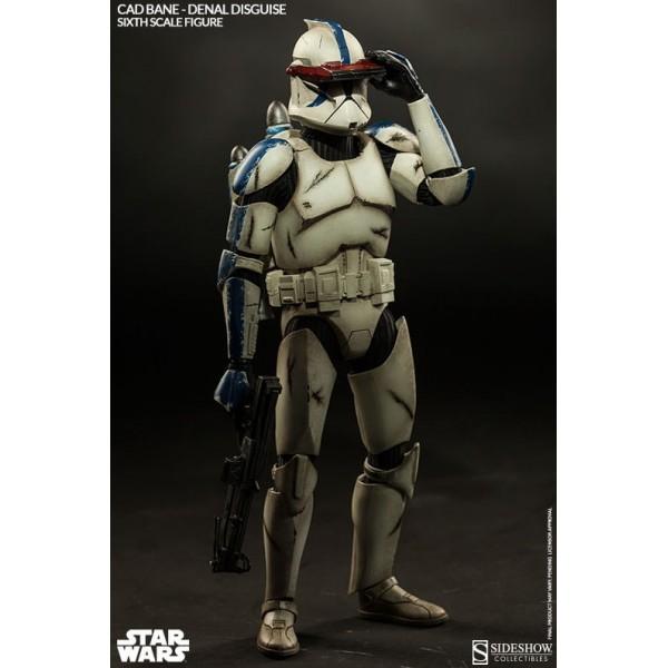 Star Wars Scum Villainy Of Star Wars Cad Bane Clone