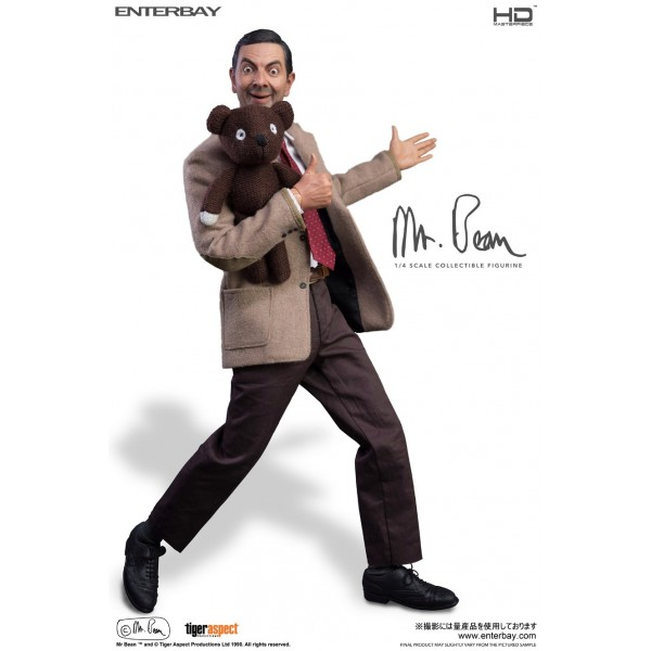 1/4 HD Masterpiece Collection Mr Bean (Rowan Atkinson