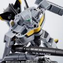 HI-METAL R VF-1S Strike Valkyrie (Roy Focker Special) + Bonus Stand