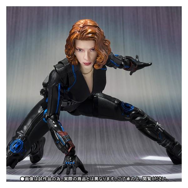 Black Widow Age Ultron: S.H. Figuarts Black Widow