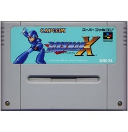 SFC Rockman X (Megaman X)