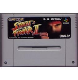 SFC Street Fighter 2