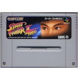 SFC Street Fighter 2 Turbo