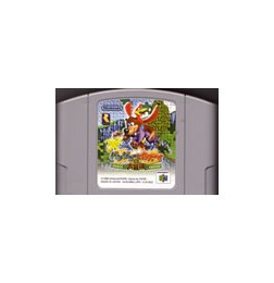 N64 Banjo-Kazooie