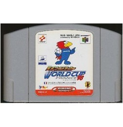 N64 World Cup 98