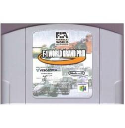 N64 F-1 WORLD GRAND PRIX