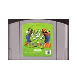 N64 Mario Golf 64