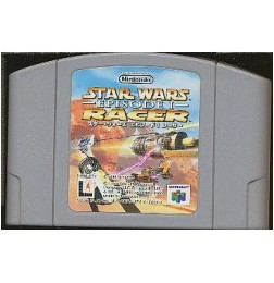 N64 Star Wars Episode I : Racer