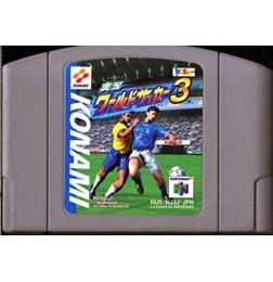 N64 Jikkyo World Soccer 3 (International Superstar Soccer 64)