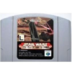 N64 Star Wars : Rogue Squadron