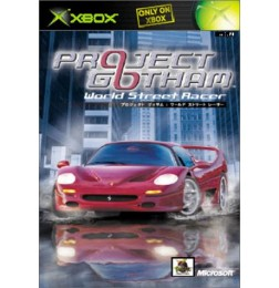 XB Project Gotham : World Street Racer