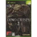 XB Dino Crisis 3