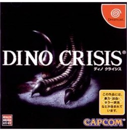 DC Dino Crisis