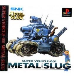 PS1 Metal Slug