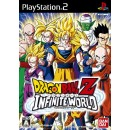 PS2 Dragon Ball Z : Infinite World