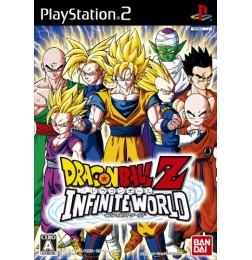 PS2 Dragon Ball Z : Infinite World
