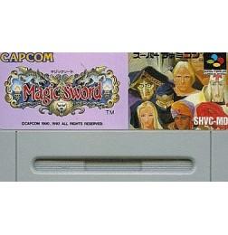 SFC Magic Sword