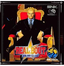 NG CD - Real Bout Fatal Fury