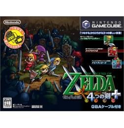 NGC The Legend of Zelda : Four Swords Adventures