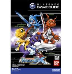 NGC Digimon World X