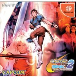 DC CAPCOM VS. SNK 2 MILLIONAIRE FIGHTING 2001