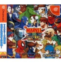 DC MARVEL VS. CAPCOM CLASH OF SUPER HEROES