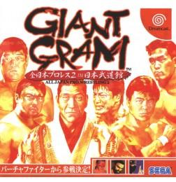 DC Giant Gram : All Japan ProWrestling 2