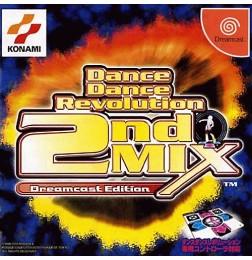 DC Dance Dance Revolution 2ndMix