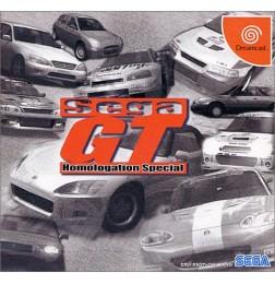 DC SEGA GT Homologation Special