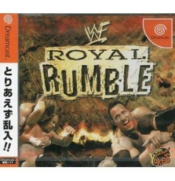 DC WWF Royal Rumble