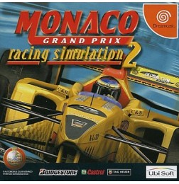 DC Racing Simulation : Monaco Grand Prix