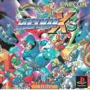 PS1 Rockman X3 (Megaman X3)