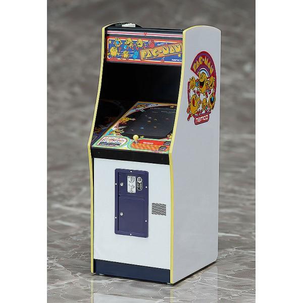 Wii U Arcade Machine : Namco arcade game machine collection pac man big in