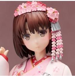 Saenai Heroine no Sodatekata - Katou Megumi Kimono Ver. 1/8