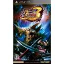 PSP Monster Hunter Portable 3rd