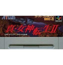 SFC Shin Megami Tensei II