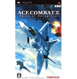 PSP Ace Combat X : Skies of Deception